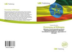 Bookcover of Economy of Ethiopia