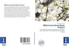 Couverture de Millennium Seed Bank Project