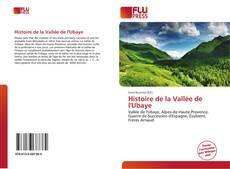 Couverture de Histoire de la Vallée de l'Ubaye