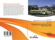 Buchcover von Middlesbrough Railway Station