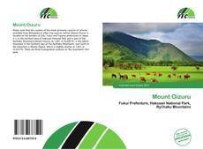 Couverture de Mount Oizuru