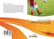 Buchcover von Ehsan Khorsandi