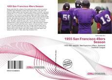 Bookcover of 1955 San Francisco 49ers Season