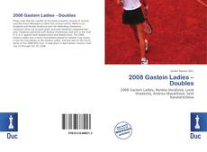 Capa do livro de 2008 Gastein Ladies – Doubles