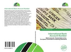 Bookcover of International Bank Account Number