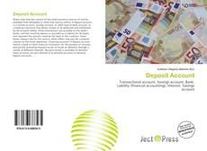 Bookcover of Deposit Account