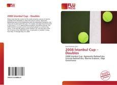 Copertina di 2008 İstanbul Cup – Doubles