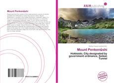Portada del libro de Mount Penkenūshi