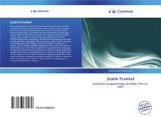 Capa do livro de Justin Frankel