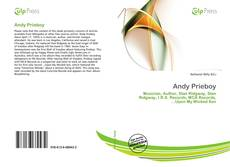 Bookcover of Andy Prieboy