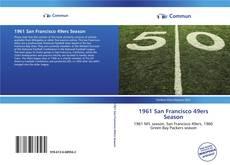 Copertina di 1961 San Francisco 49ers Season