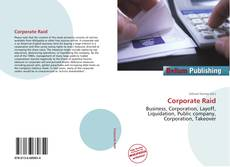 Bookcover of Corporate Raid