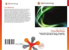 Bookcover of Cruz Martínez
