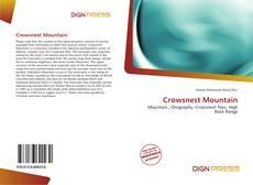 Portada del libro de Crowsnest Mountain