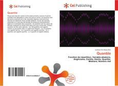 Bookcover of Quantile