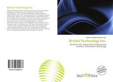Capa do livro de Bristol Technology Inc.