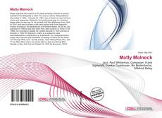 Bookcover of Matty Malneck