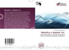 Copertina di Metallica v. Napster, Inc.