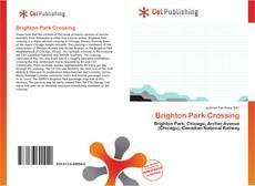 Bookcover of Brighton Park Crossing