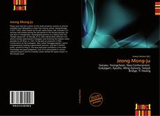 Bookcover of Jeong Mong-ju