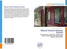 Copertina di Mount Victoria Railway Station