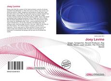 Bookcover of Joey Levine