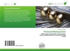 Copertina di Financial Reinsurance