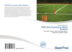 Couverture de 1987 San Francisco 49ers Season