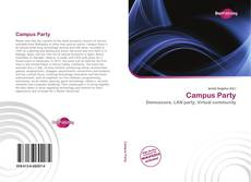 Bookcover of Campus Party