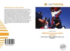 Bookcover of 1989 San Francisco 49ers Season