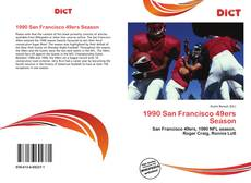 Bookcover of 1990 San Francisco 49ers Season