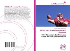 Couverture de 1992 San Francisco 49ers Season