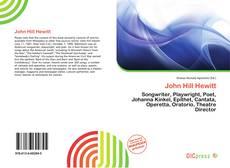 John Hill Hewitt kitap kapağı