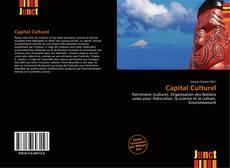Обложка Capital Culturel