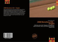 Bookcover of 2008 Barcelona KIA – Singles