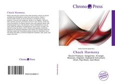 Bookcover of Chuck Harmony