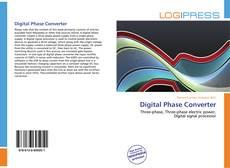 Bookcover of Digital Phase Converter