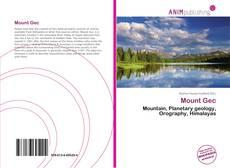 Bookcover of Mount Gec