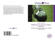 Bookcover of 2000 San Francisco 49ers Season