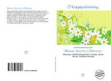 Bookcover of Mount Hector (Alberta)