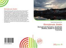 Portada del libro de Donnybrook, Dublin