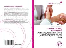 Portada del libro de Limited Liability Partnership