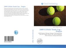2008 Cellular South Cup – Singles kitap kapağı