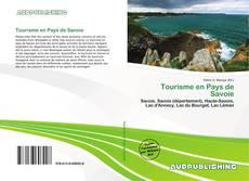Bookcover of Tourisme en Pays de Savoie