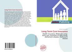 Long Term Care Insurance kitap kapağı