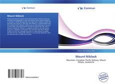 Capa do livro de Mount Niblock