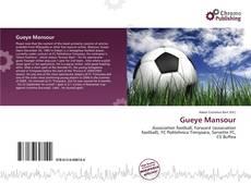 Couverture de Gueye Mansour