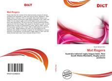 Mat Rogers的封面