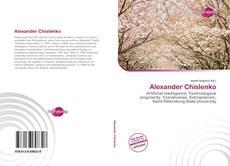 Borítókép a  Alexander Chislenko - hoz