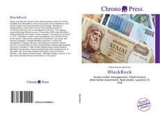 Buchcover von BlackRock